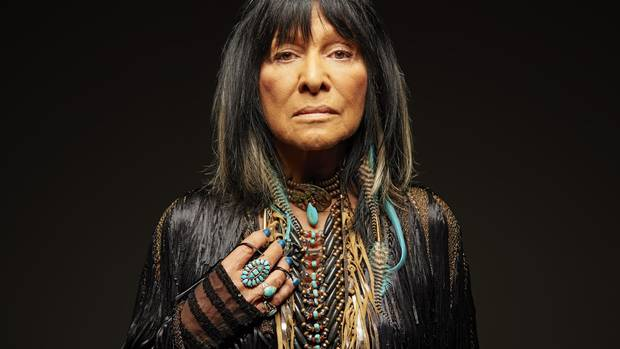 Photo of Buffy-Sainte Marie