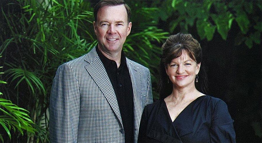 Photo of Joe and Anita Robertson