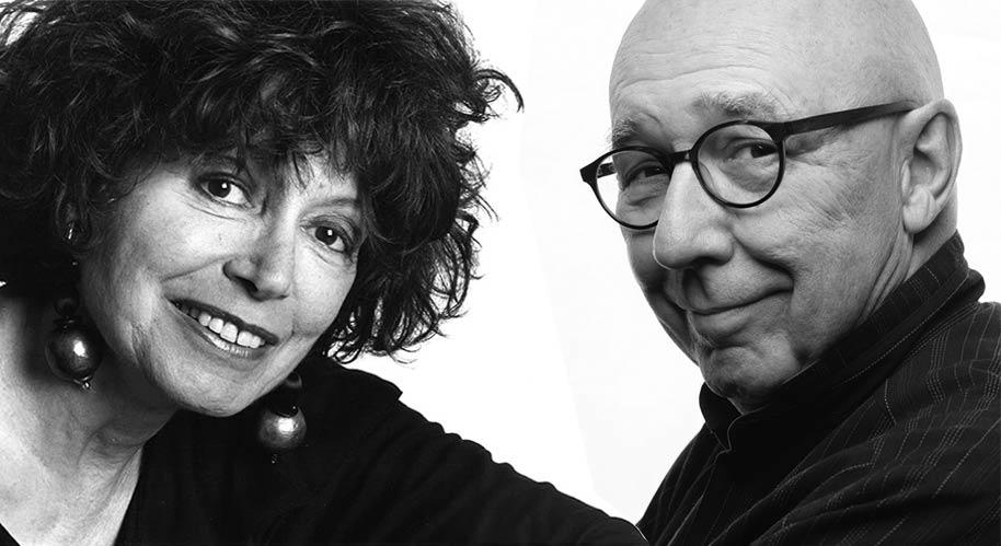 Photo of Pauline Julien and Francois Dompierre